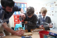 EarthWyz - Thursday Year 3 Making Windmills06