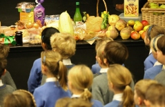Harvest Assembly and Sale for Mary's Meals