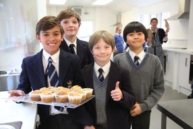 Fair Trade muffins