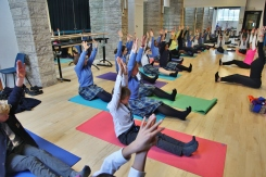 Drop in Yoga session