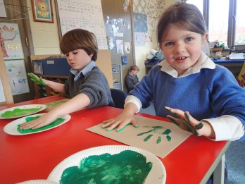Handprints for our Tree of Life