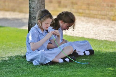 Lower School Loom Band Challenge