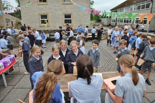 Year 8 Charity Fête